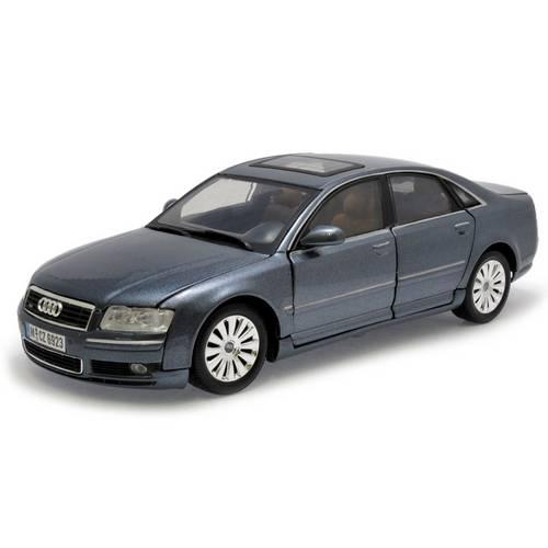 2004 Audi A8 - Escala 1:18 - Motormax