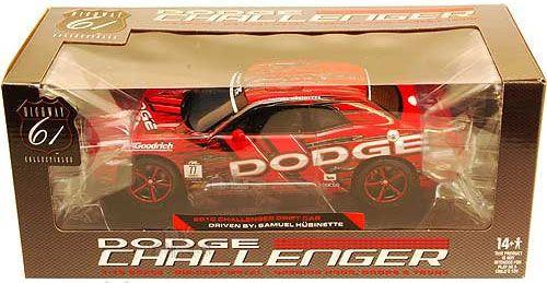 2010 Dodge Challenger SRT8 Drift Car - Escala 1:18 - Highway 61