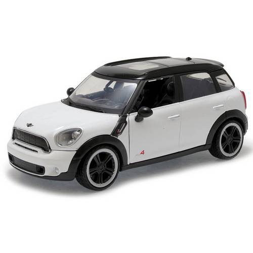 2011 Mini Cooper S Countryman - Escala 1:24 - Motormax