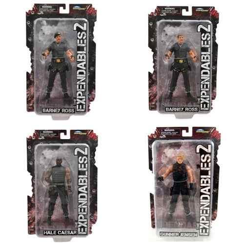 The Expendables 2 ( Os Mercenários 2 ) - Diamond Select Toys
