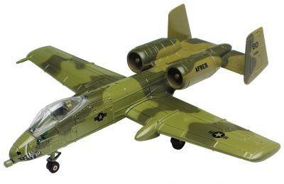 A-10A Thunderbolt II - Escala 1:72 - MotorMax