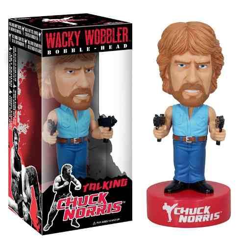 Chucky Norris - Funko Wacky Wobbler Talking