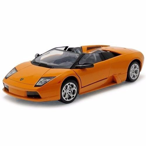 Lamborghini Murciélago Roadster - Escala 1:24 - Motormax