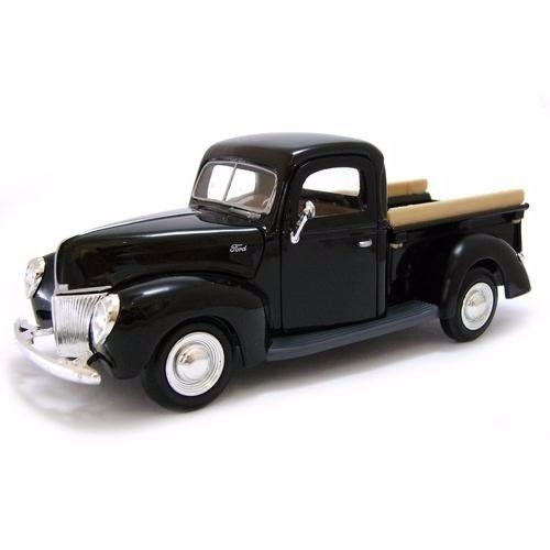 1940 Ford Pickup - Escala 1:24 - Motormax