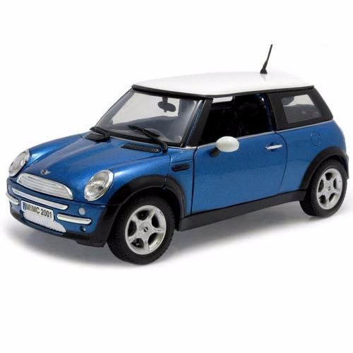2001 Mini Cooper - Escala 1:18 - Motormax