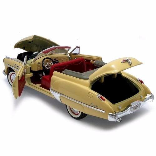 1949 Buick Roadmaster - Escala 1:18 - Motormax