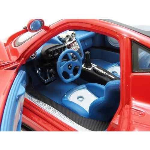 Pagani Zonda C12 - Escala 1:18 - Motormax