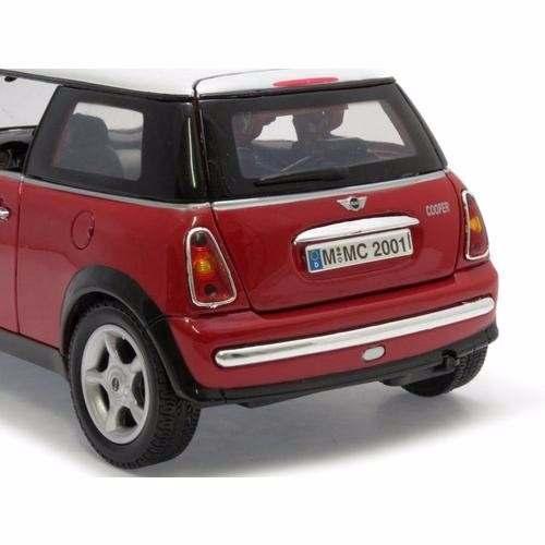 2001 Mini Cooper - Escala 1:18 - Motormax