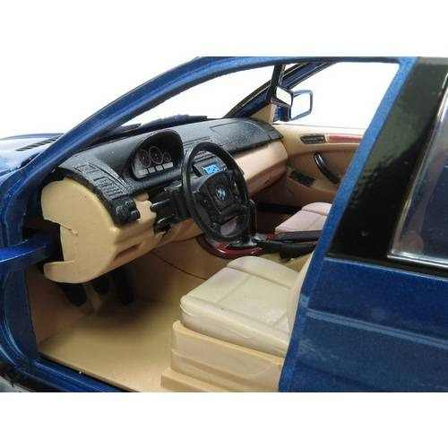 BMW X5 - Escala 1:18 - Motormax