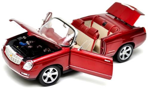 Chevrolet Bel Air Concept - Escala 1:18 - Motormax