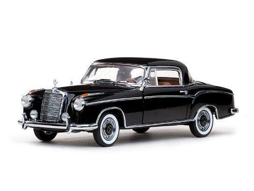 1958 Mercedes-Benz 220SE Coupe - Escala 1:18 - Sun Star