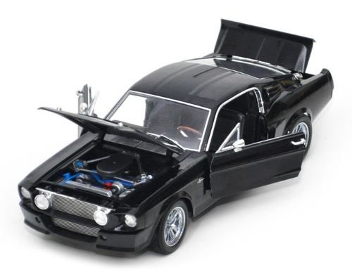 1967 Shelby GT500 Super Snake - Escala 1:18 - Shelby Collectibles