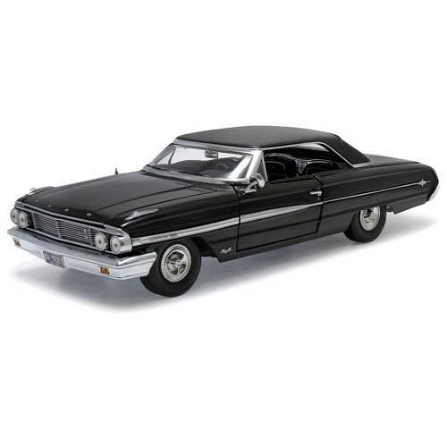 1964 Ford Galaxie 500 - MIB 3 - Escala 1:18 - Greenlight
