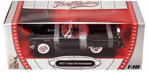 1957 Ford Thunderbird - Escala 1:18 - Yat Ming