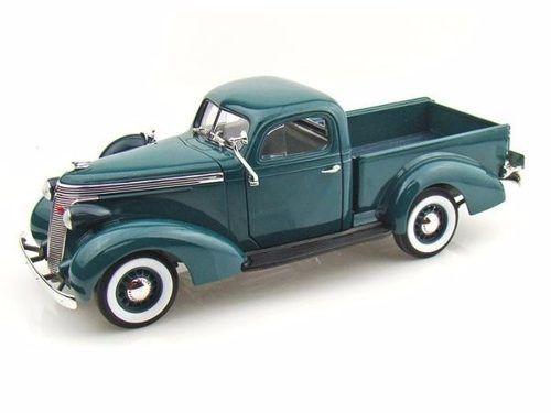1937 Studebaker Coupe Express Pickup - Escala 1:18 - Yat Ming