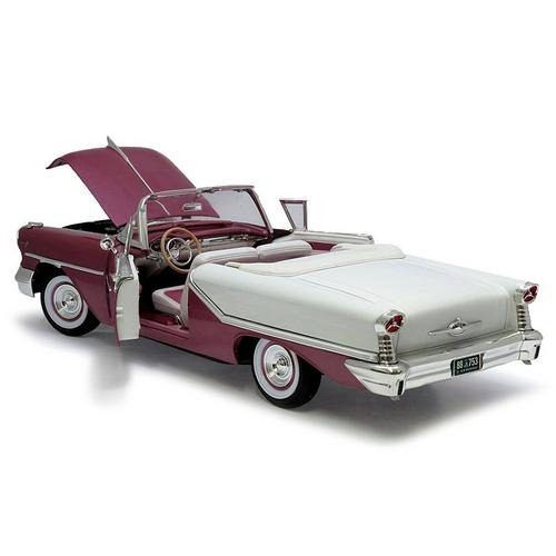 1957 Oldsmobile Super 88 - Escala 1:18 - Yat Ming