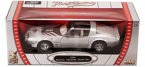 1979 Pontiac Firebird Trans AM- 1:18 - Yat Ming