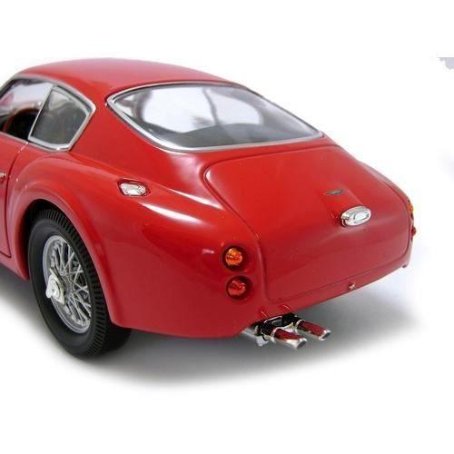 1961 Aston Martin DB4GT Zagato - Escala 1:18 - Yat Ming