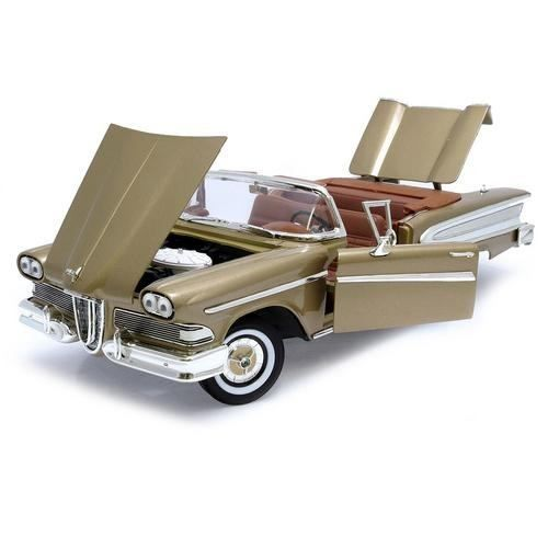 1958 Edsel Citation - Escala 1:18 - Yat Ming