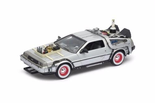 DeLorean Time Machine - Back To The Future III - Escala 1:24 - Welly