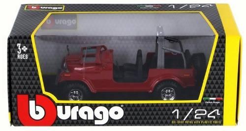 Jeep Wrangler - Escala 1:24 - Bburago