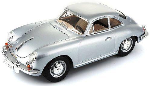 1961 Porsche 356B Coupe - Escala 1:18 - Bburago