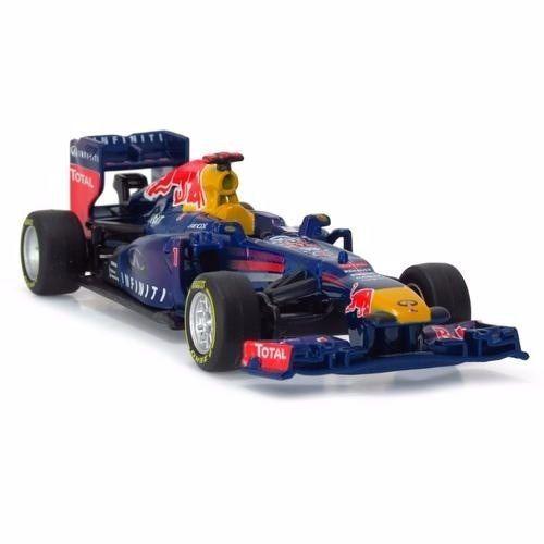 2013 Infiniti Red Bull Racing Team RB9 - Sebastian Vettel - Escala 1:32 - Bburago