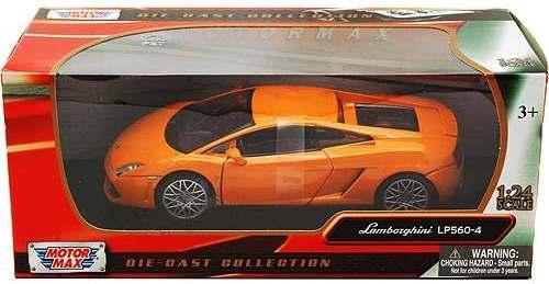 Lamborghini LP 560-4 - Escala 1:24 - Motormax