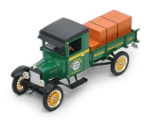 1923 Ford Model TT - Saw Mill - Escala 1:32 - Signature Models