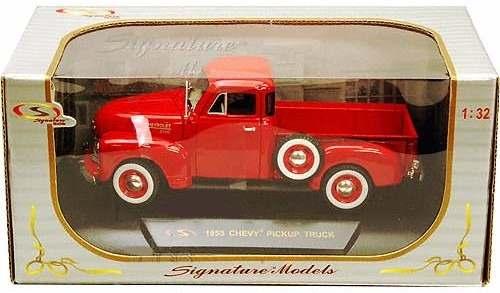 1953 Chevrolet 3100 Pickup Truck - Escala 1:32 - Signature Models