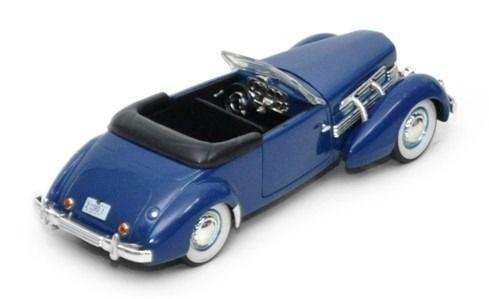 1937 Cord 812 Supercharged - Escala 1:32 - Signature Models