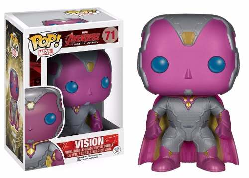 Vision #71 ( Visão ) - Avengers Age of Ultron ( Vingadores Era de Ultron ) - Funko Pop! Marvel