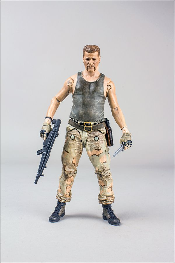 Abraham Ford - The Walking Dead Series 6 - McFarlane