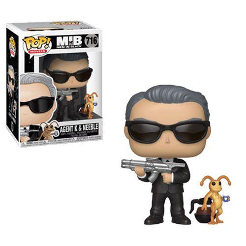 Agent K & Keeble #716 - MIB - Funko Pop! Movies