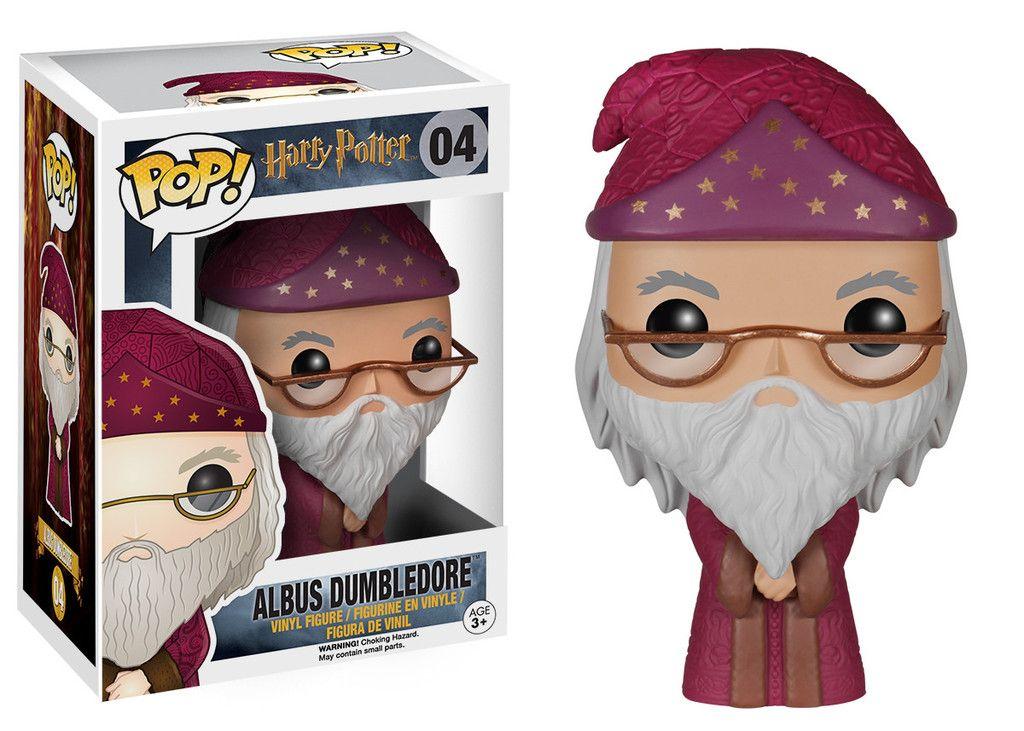 Albus Dumbledore #04 - Harry Potter - Funko Pop! Movies