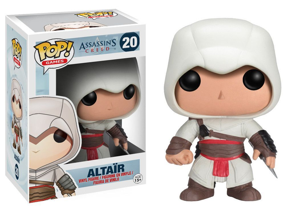 Altair #20 - Assassins Creed - Funko Pop! Games