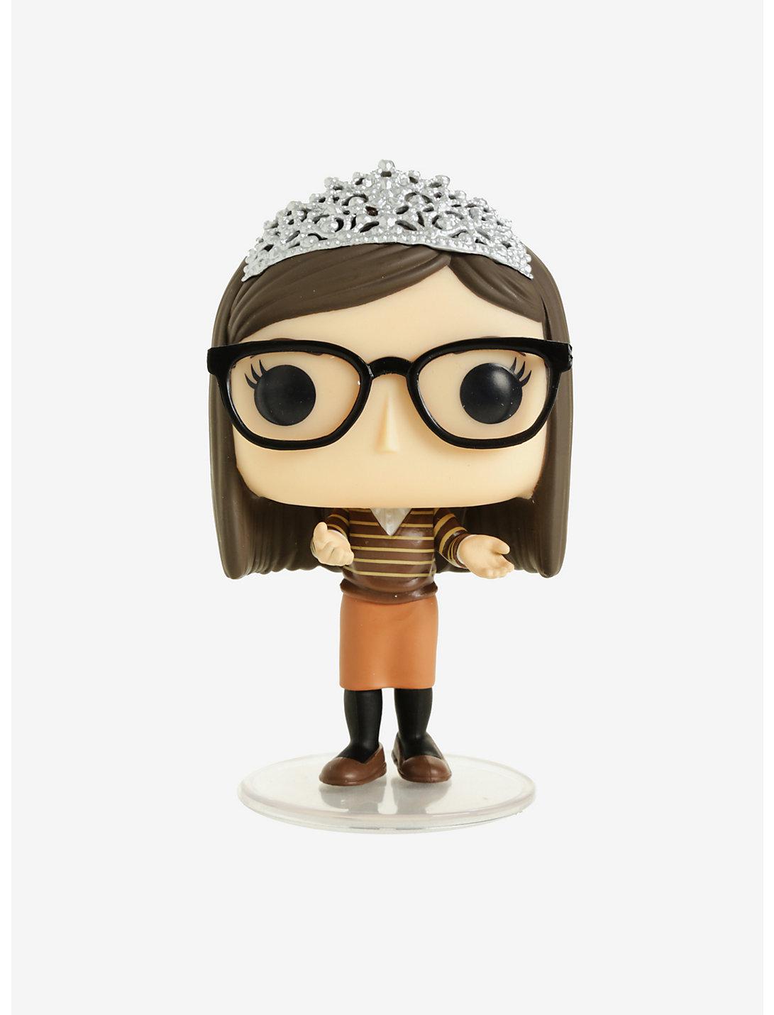 Amy Farrah Fowler #779 - The Big Bang Theory - Funko Pop! Television