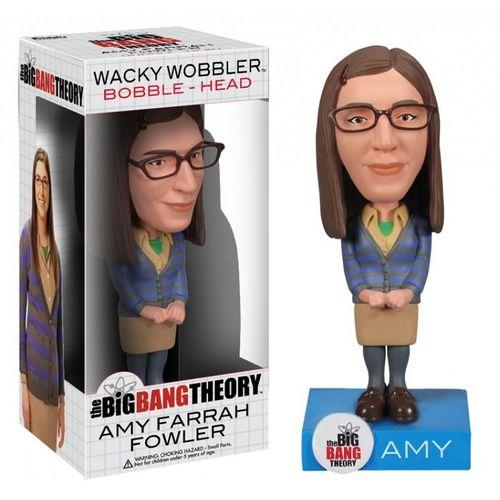 Amy Farrah Fowler - The Big Bang Theory - Funko Wacky Wobbler