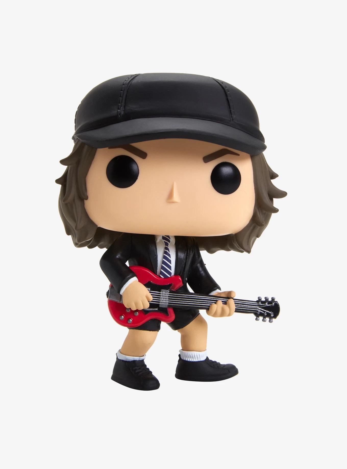 Angus Young #91 - AC/DC - Funko Pop! Rocks