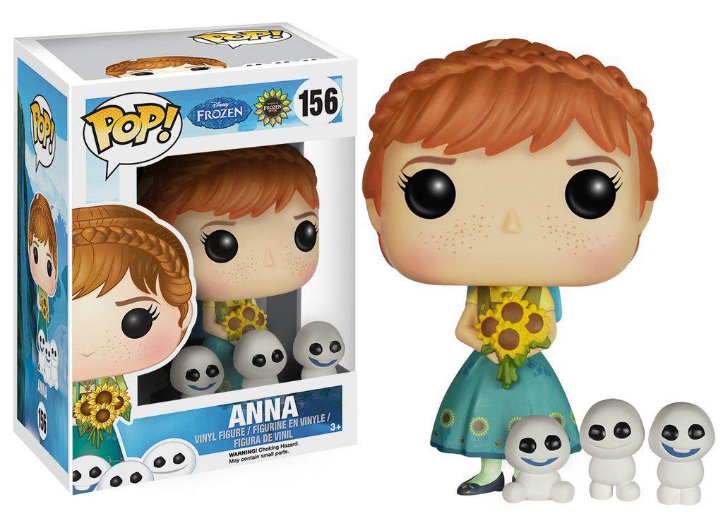 Anna #156 - Frozen - Funko Pop!