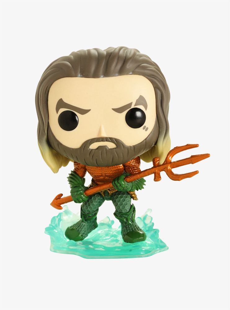 Aquaman #245 - Funko Pop! Heroes