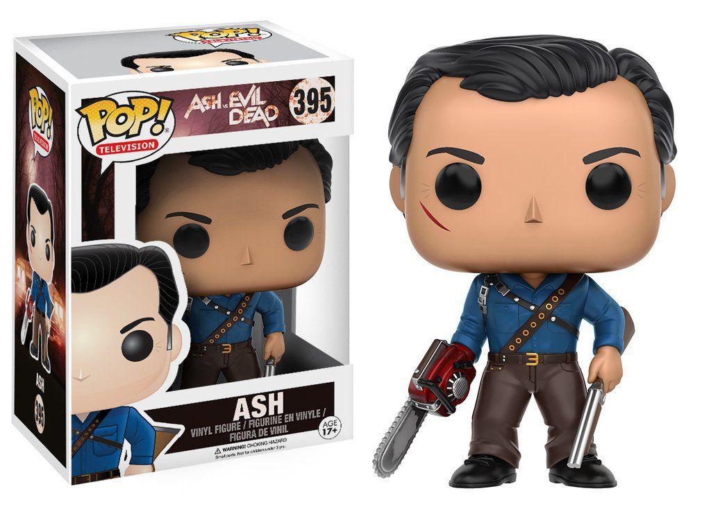 Ash #395 - Ash vs Evil Dead - Funko Pop! Television