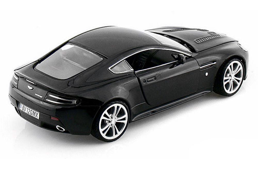 Aston Martin V12 Vantage - Escala 1:24 - Motormax