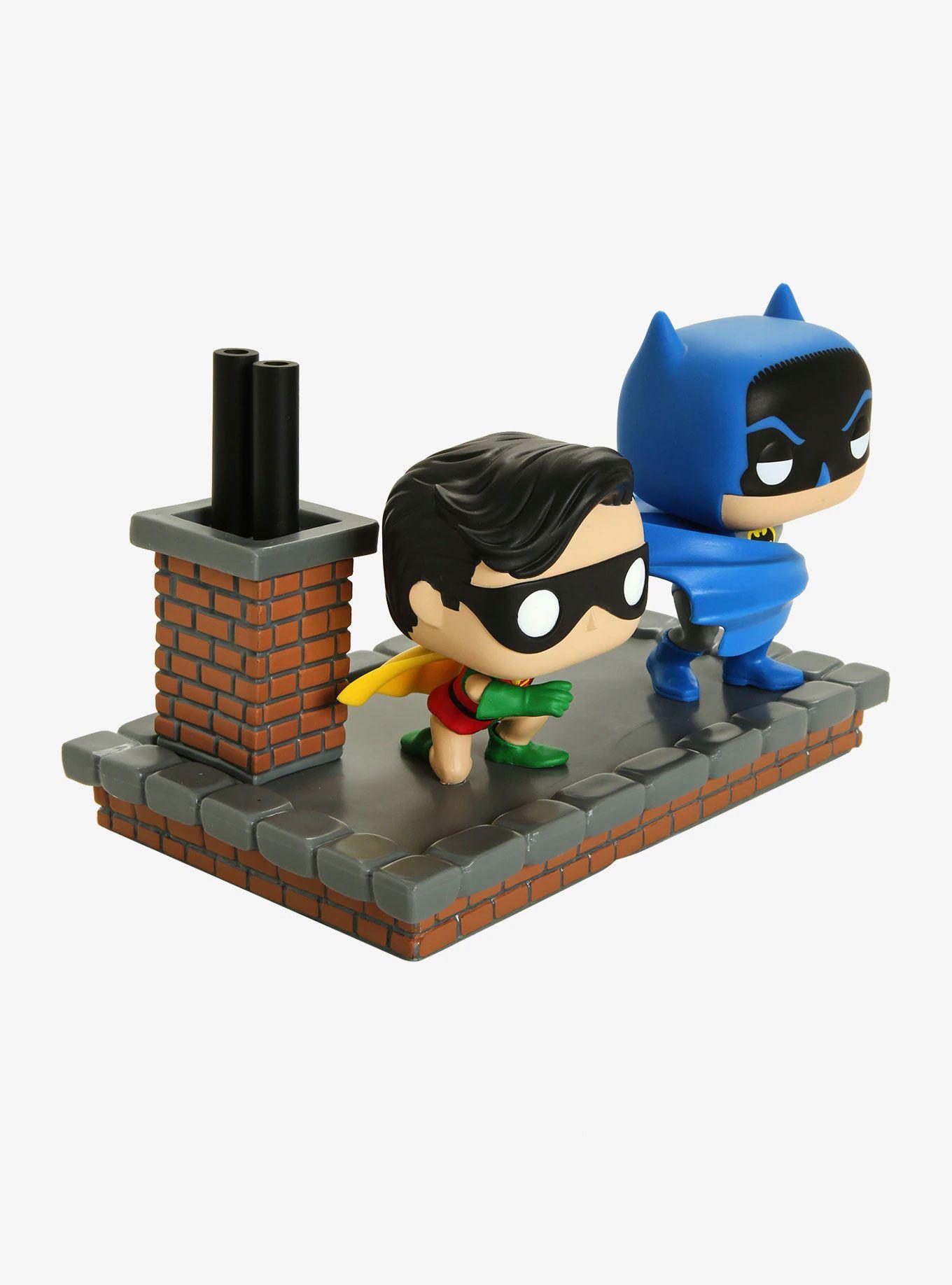 Batman and Robin #281 - New Look Batman 1964 - Comic Moments - Funko Pop! Heroes
