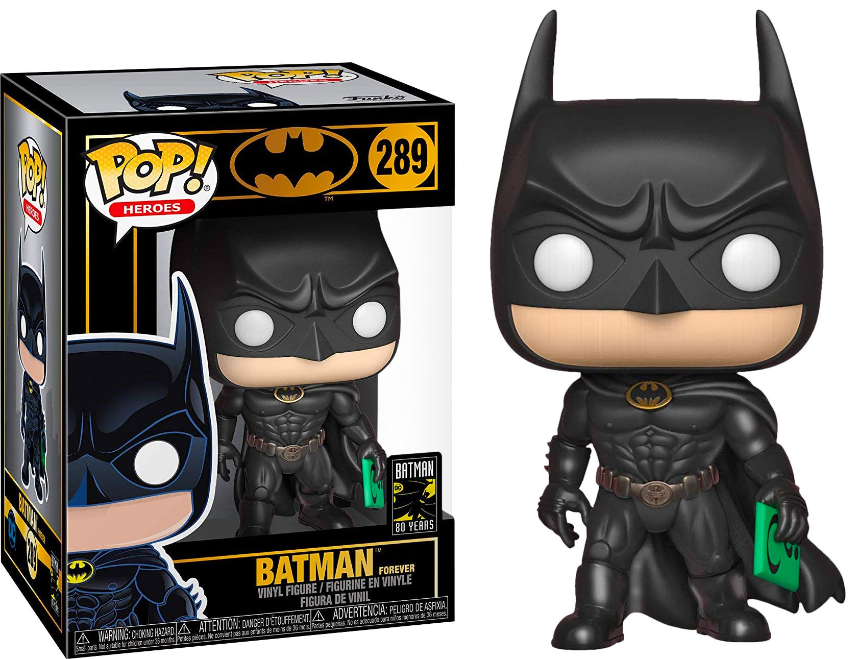 Batman Forever #289 - Funko Pop! Heroes