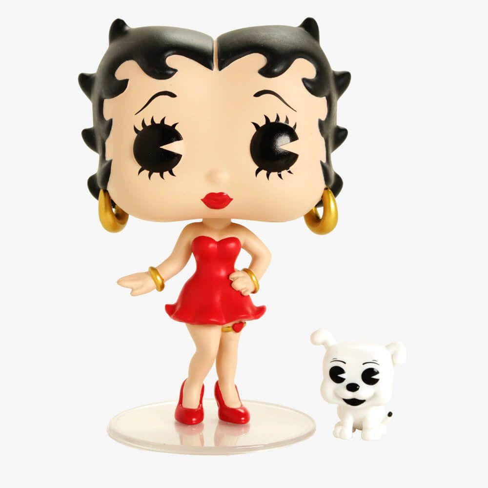 Betty Boop & Pudgy #421 - Funko Pop! Animation