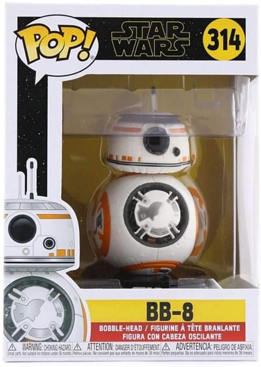BB-8 #314 - Star Wars - Funko Pop!