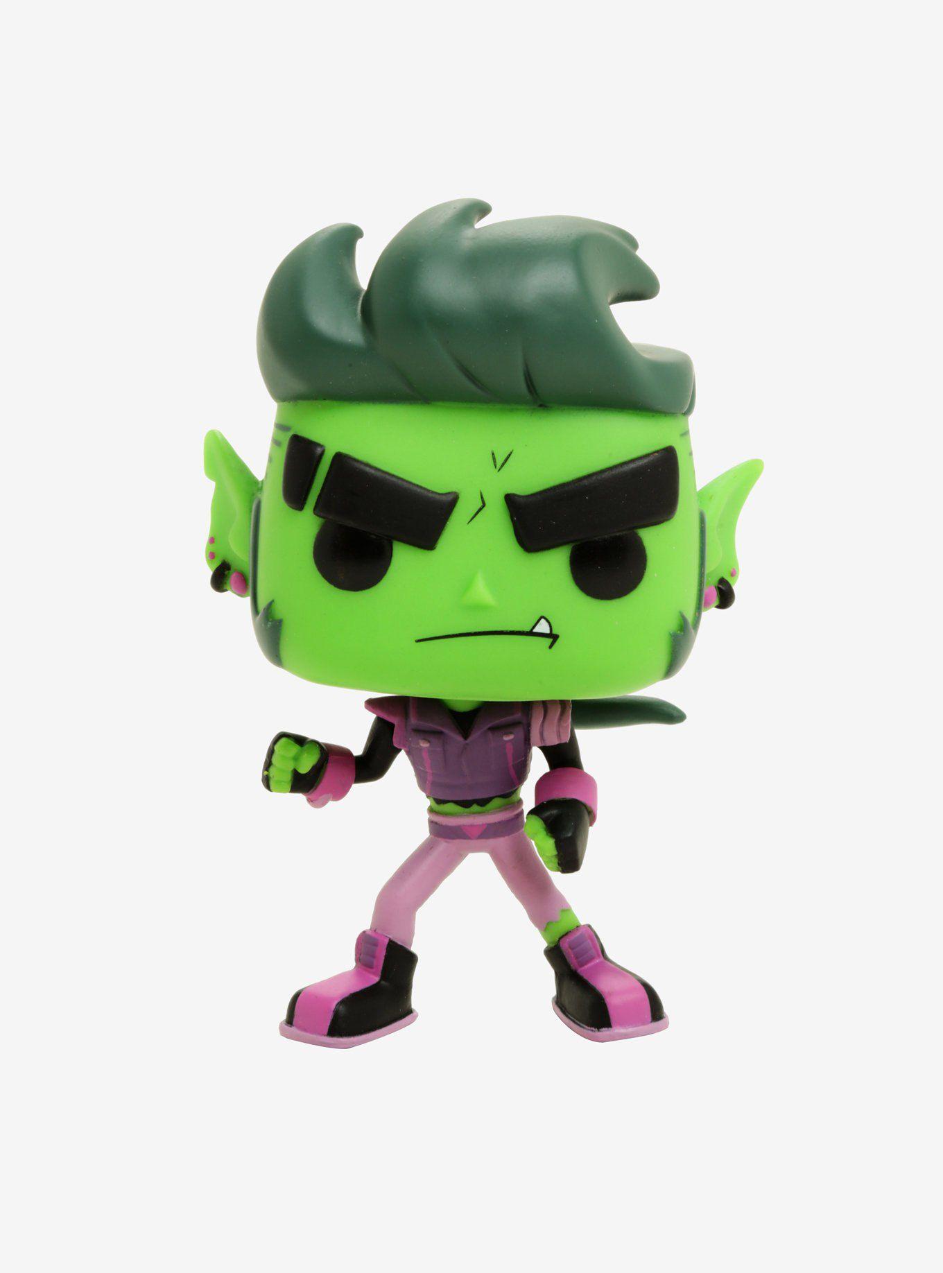 Beast Boy #604 ( Mutano ) - Teen Titans Go! ( Os Jovens Titãs em Ação ) - Funko Pop! Animation