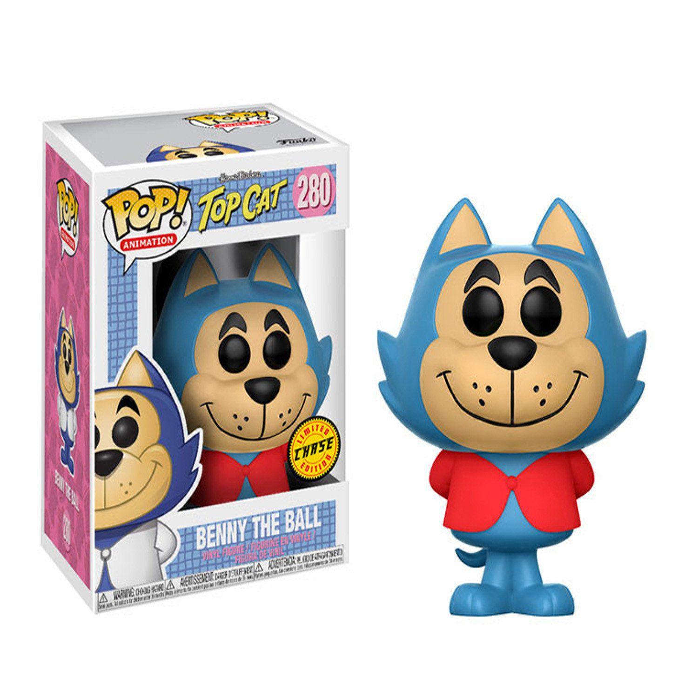 Benny The Ball #280 ( Batatinha ) - Hanna-Barbera - Funko Pop! Animation Chase
