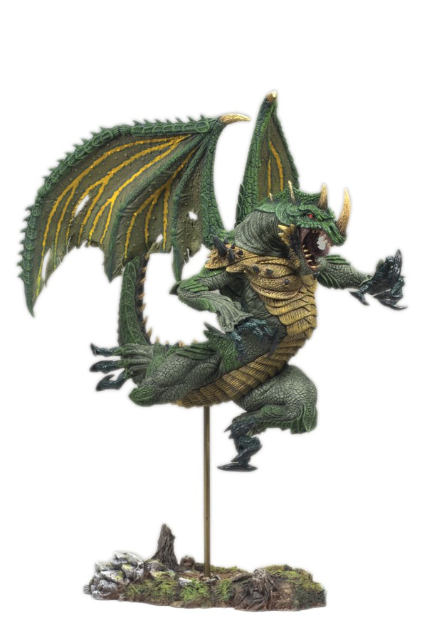 Berserker Dragon ( Dragão ) - The Rise of Man Series 8 - McFarlane